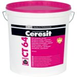 "Ceresit (Церезит) СТ 64 ""короед"" 2.0 мм, 25 кг — декоративная штукатурка"