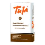 Клей для плитки ТиМ 31, 25 кг