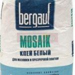 Bergauf Mosaik, 25 кг – клей для плитки