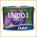 Краска Bindo 3