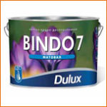 Краска Bindo 7