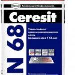 Ceresit (Церезит) CN 68, 25 кг - наливной пол