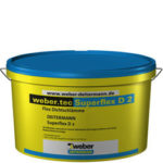 Weber .tec Superflex D2, 20 кг - гидроизоляция