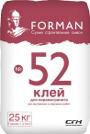 Клей для керамогранита FORMAN 52 (25 кг)