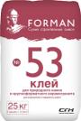 Клей для камня FORMAN 53 (25 кг)