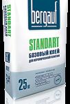 Клей для плитки Bergauf STANDART 25 кг