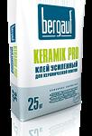 Bergauf Keramik PRO 25 кг-клей для плитки