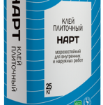 Клей для плитки Хабез НАРТ 25 кг
