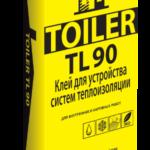 Клей для пенополистерола Toiler TL 90