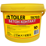 Бетоноконтакт TOILER TR 703 (10 кг)