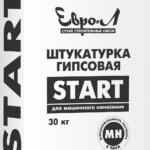 Штукатурка Евро-Л Старт МН (30 кг)
