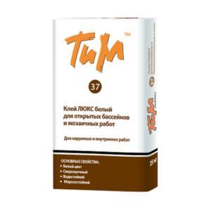 Клей для керамогранита ТиМ 37, 25 кг