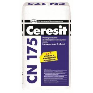 Ceresit (Церезит) CN 175, 25кг - наливной пол