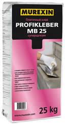 Клей для плитки MUREXIN PROFIKLEBER 25 кг