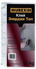 Клей MUREXIN ЭНЕРДЖИ ТОП 25 кг