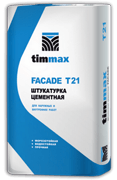 Штукатурка Тиммакс Fasade T21
