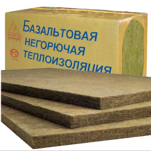 Базальтовый утеплитель: характеристики и применение