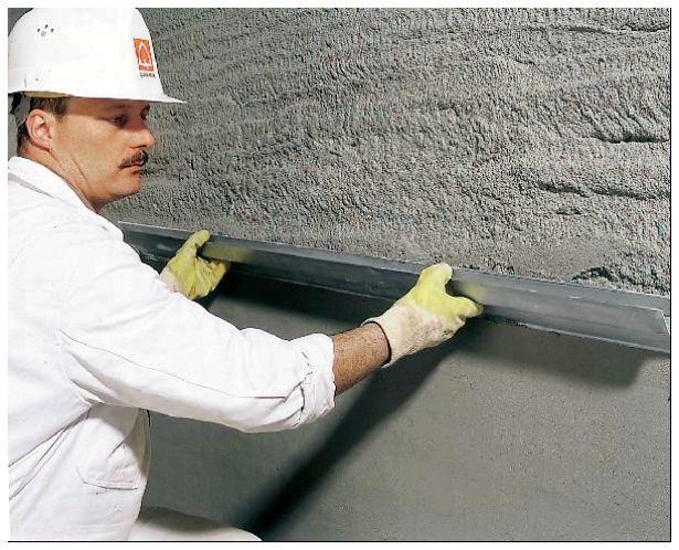 Как выбрать фасадную шпатлевку?