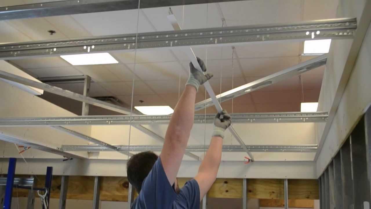 Армстронг потолки своими руками 767