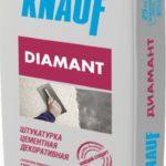 Knauf Диамант, 25кг — декоративная штукатурка