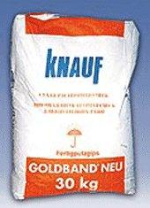 Knauf Гольдбанд, 30 кг — гипсовая штукатурка