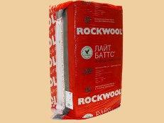 Rockwool Лайт Баттс 600*1000*50(6м2)