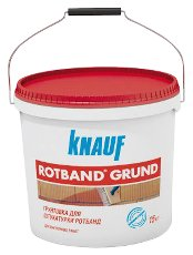 Knauf Ротбанд-грунд, 15 кг - грунтовка