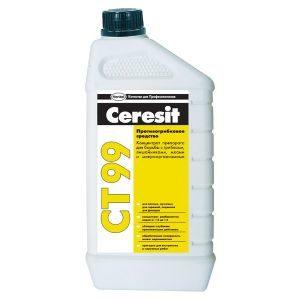 Ceresit (Церезит) СТ99 противогрибковый, 1л - грунтовка
