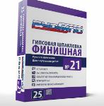 Шпатлевка Русгипс №21 (25 кг)