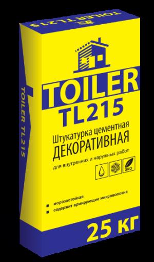 Штукатурка Короед TOILER TL 215