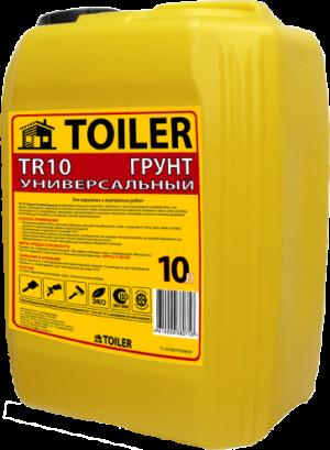 Грунтовка TOILER TR 10 л